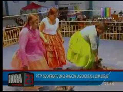 CUMBIA DE HOY - [VIDEO] HORA 23 VS CHOLITAS LUCHADORAS