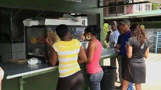 Trinidad's Street Foods