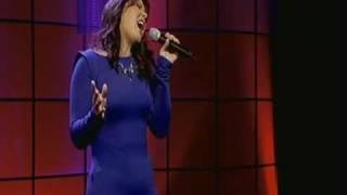 Zoe Tyler - Feeling Good on Loose Women (02-10-09)