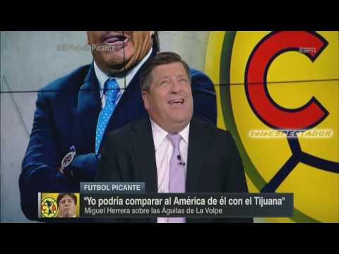 Miguel Herrera habla de su regreso al Club America (2/2) - Futbol Picante