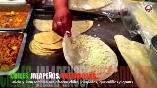 Los tacos de Juan. Un paseo por la gastronomía mexicana