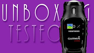 Unboxing y Testeo - GARMIN VIRB Bundle