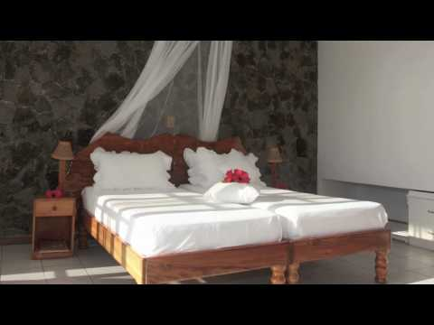 Le Sans Souci Guest House : Chambre Familiale