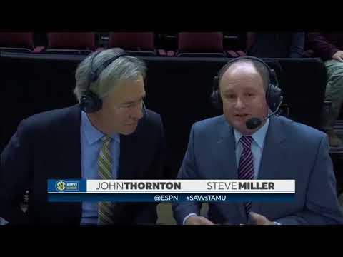 Savannah State vs Texas A&M   NCAA Basketball 2017   13 12 2017
