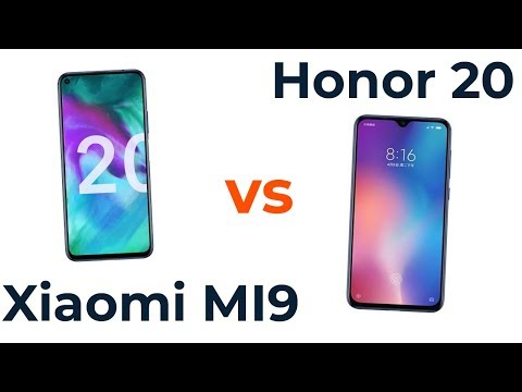 Xiaomi MI 9 Vs Honor 20 Какой выбрать? Кто круче?