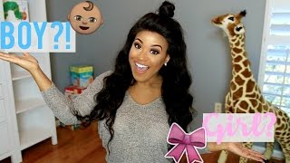 Am I Having a Boy or Girl!? | Old Wives Tale Prediction Quiz! 👶🏽💙💕
