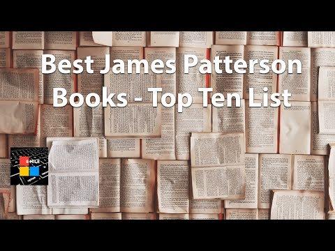Best James Patterson Books - Top Ten List