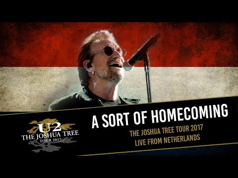 U2 plays A SORT OF HOMECOMING in AMSTERDAM (MULTICAM - HD)