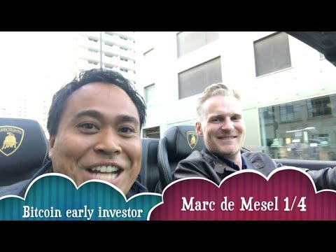 Bitcoin Early Investors (1/4) - Marc De Mesel: Cryptocurrency Climate From 2012 Till Today