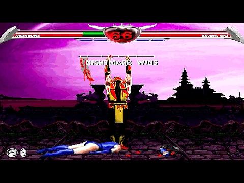 Mortal Kombat Chaotic - Nightmare playthrough
