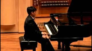 Haydn Sonata in C major by George Li (16)
