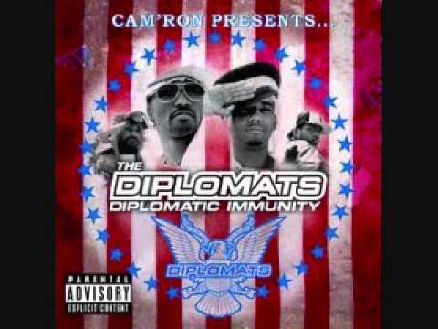 The Diplomats - Dipset Anthem (Featuring Cam'ron & Juelz Santana) [Diplomatic Immunity]