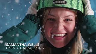 Samantha Wells Aerial Skiing 2016 2017 Highlights Olympics Unleashed