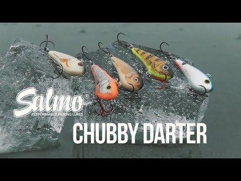 Salmo Chubby Darter - Ice Fishing & Open Water Lure