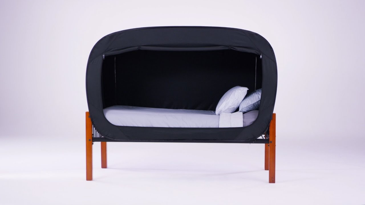 The Bed Tent by Privacy Pop & The Bed Tent by Privacy Pop - YouTube