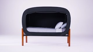 The Bed Tent by Privacy Pop