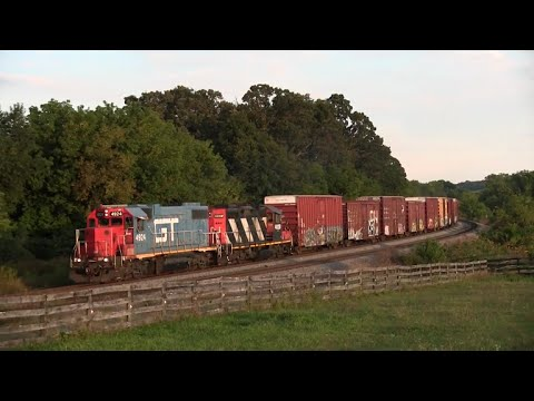 Trains of Wisconsin: Real Time