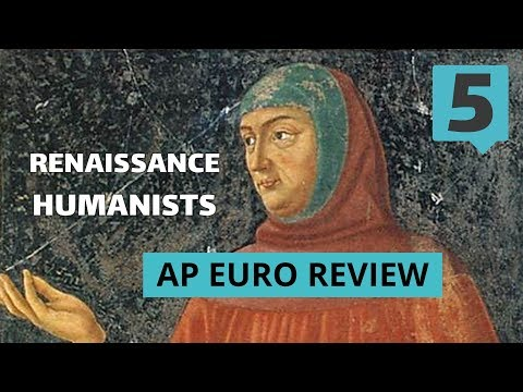 Renaissance Humanists (AP Euro Review with Tom Richey) // Fiveable