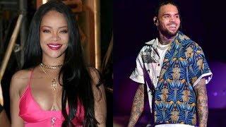 Rihanna amtoa UDENDA Chris Brown kwa picha yake TATA, Penzi lao linaweza kurudi?