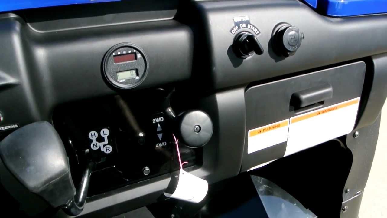 Kawasaki Mule 3010 Trans 4x4