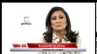 Secuelas de las derrotas AZTECA Barra de Opinion