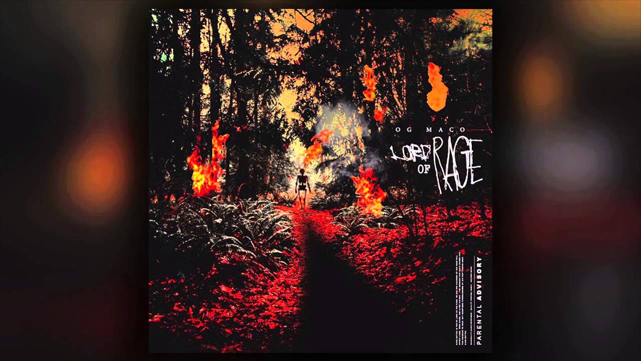 Download OG Maco  - Cowards (The Lord Of Rage) 2016
