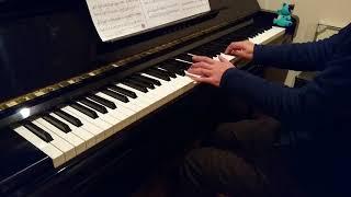 【使用楽譜】月刊ピアノ2005年3月号.