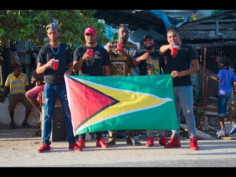 Guyanese Artist / Blaze Anthonio - Up Top (Official Video) / High Rollas