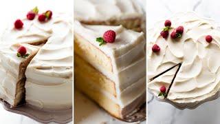 Vanilla Cake  Sally&#39s Baking Addiction