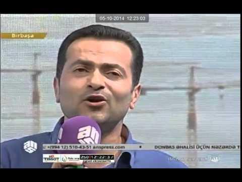 Samir Salam   Beşinci Nur ANS  TV Bazar Səhəri 05 10 2014