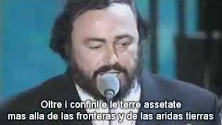 U2 Pavarotti Miss Sarajevo subtitulado espaol 360p H.264-AAC .flv.mp3