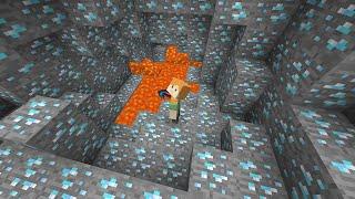 I spawned 1,000,000 diamonds to frame noobs for xray...
