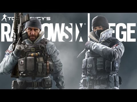 Tom Clancy's Rainbow Six Siege - CANADIAN OPS! - Operation Black Ice - Rainbow Six Siege Highlights