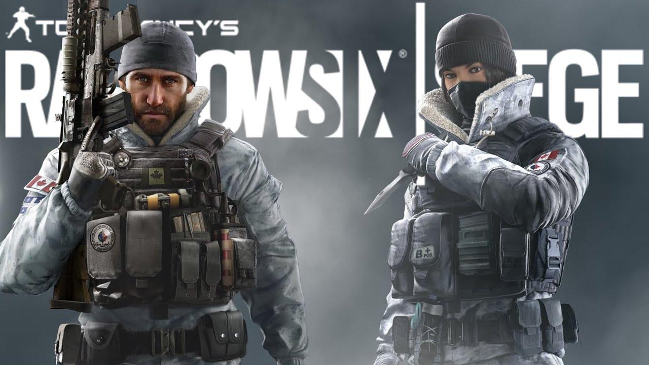 Tom Clancy's Rainbow Six Осада - Знакомьтесь с оперативниками .