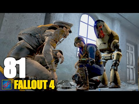 Fallout 4 Walkthrough | 81 | Clearing Faneuil Hall