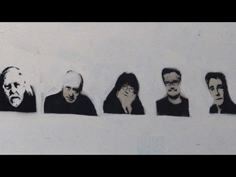 Charlie Hebdo: l'ancien siège rue Appert, un an après