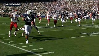 Saquon Barkley Returns Opening Kickoff for TD vs. Indiana