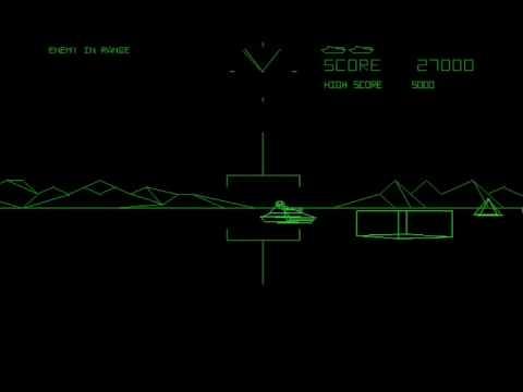 (Arcade) Battlezone