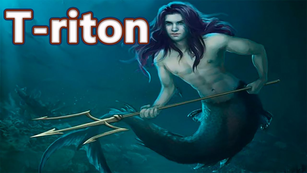 The son of Poseidon Triton and his other children