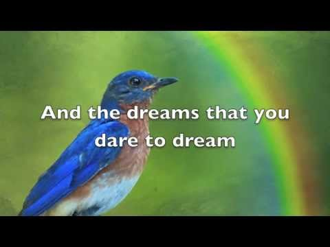 Over the Rainbow - Newtown Children (lyrics)