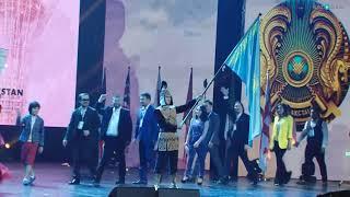 Открытие 2 го Всемирного театрального фестиваля Астана