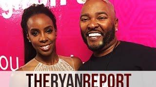 Kelly Rowland, Ludacris, Empire On The Ryan Report: The RCMS w/ Wanda Smith
