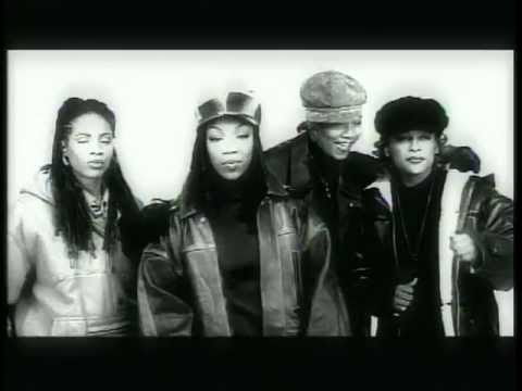 Brandy feat. Queen Latifah, Yo-Yo, & MC Lyte - I Wanna Be Down (The Human Rhythm Hip Hop Remix) (HQ)