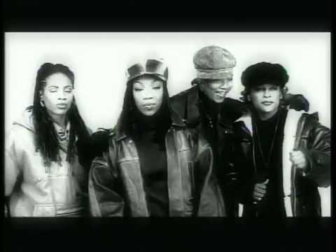 Brandy feat. Queen Latifah, Yo-Yo, & MC Lyte - I Wanna Be Down (The Human Rhythm Hip Hop Remix) (HQ)