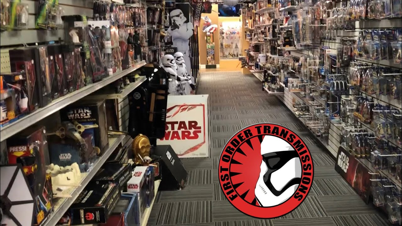 massive star wars section