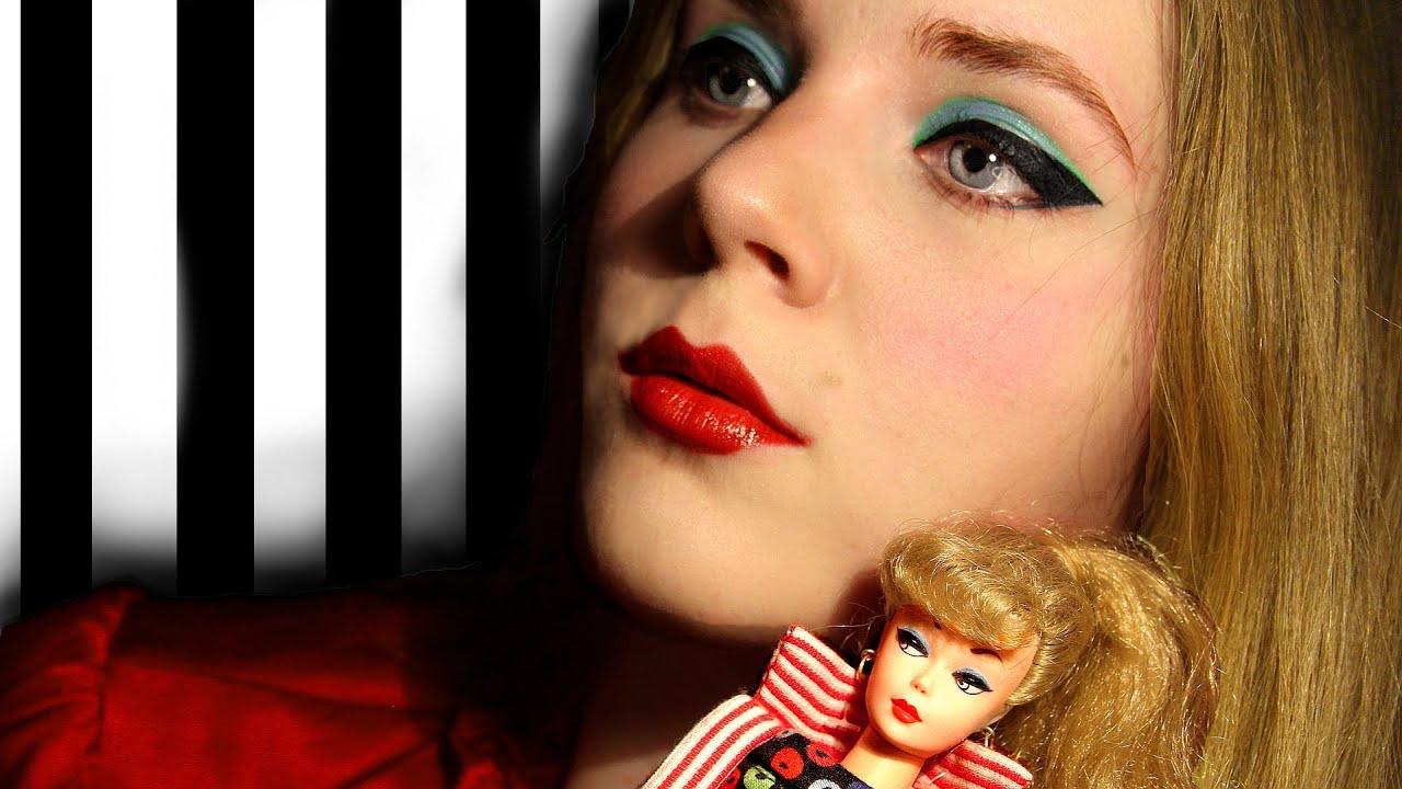 Barbie Girl Doll Wallpaper Vintage Barbie Makeup Hd Youtube