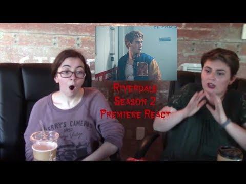 Riverdale Season 2, Episode 1 'A Kiss Before Dying' Reaction