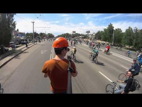 Самый Высокий Велосипед в Уфе #d1000v