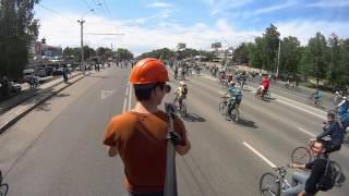 Самый Высокий Велосипед в Уфе #d1000v(День тысячи велосипедистов в Уфе 2016 год., 2016-05-22T17:42:02.000Z)