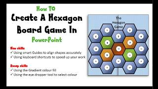 How To Draw A Board Game In Powerpoint